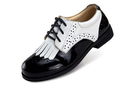 2013新款儿童皮鞋 表演鞋