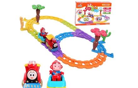 汽车轨道车玩具