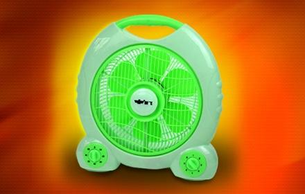 新飞电器 台式电风扇-绿色