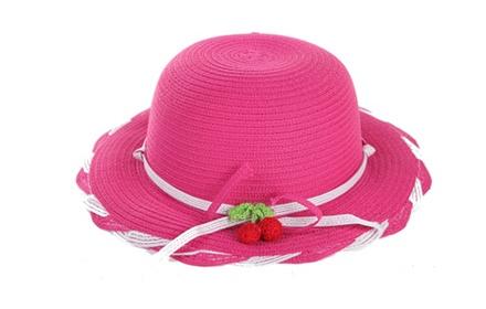 安宝莱 儿童遮阳帽