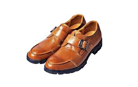 商务皮鞋真皮正品男鞋子