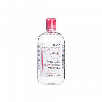 法国•贝德玛 (Bioderma)舒妍多效洁肤液 500ml