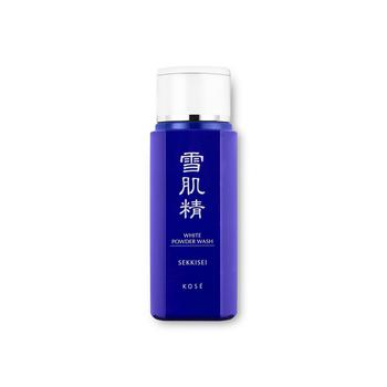 日本•雪肌精美白/净透洗颜粉 100g