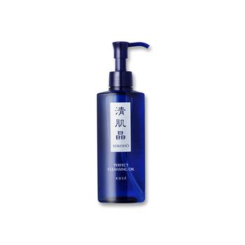 日本•高丝 (Kose)清肌晶净透洁肤油 185ml