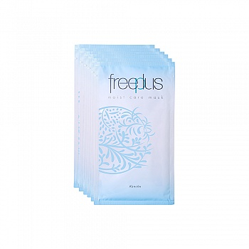 日本•芙丽芳丝(freeplus)保湿修护水润面膜 27ml×6片