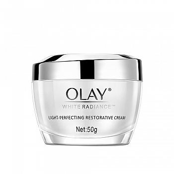 美国•OLAY(玉兰油)水感透白光塑水凝霜50g