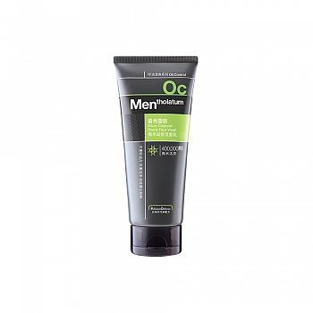 美国•曼秀雷敦(Mentholatum)男士微米劲炭洁面乳100g