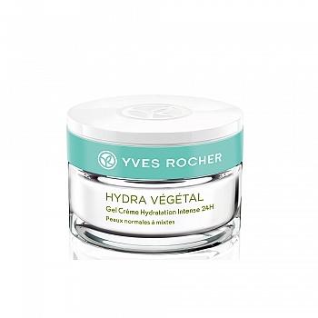 伊夫•黎雪(Yves Rocher)滢透保湿水润霜(中性至混合性肌肤)50ml