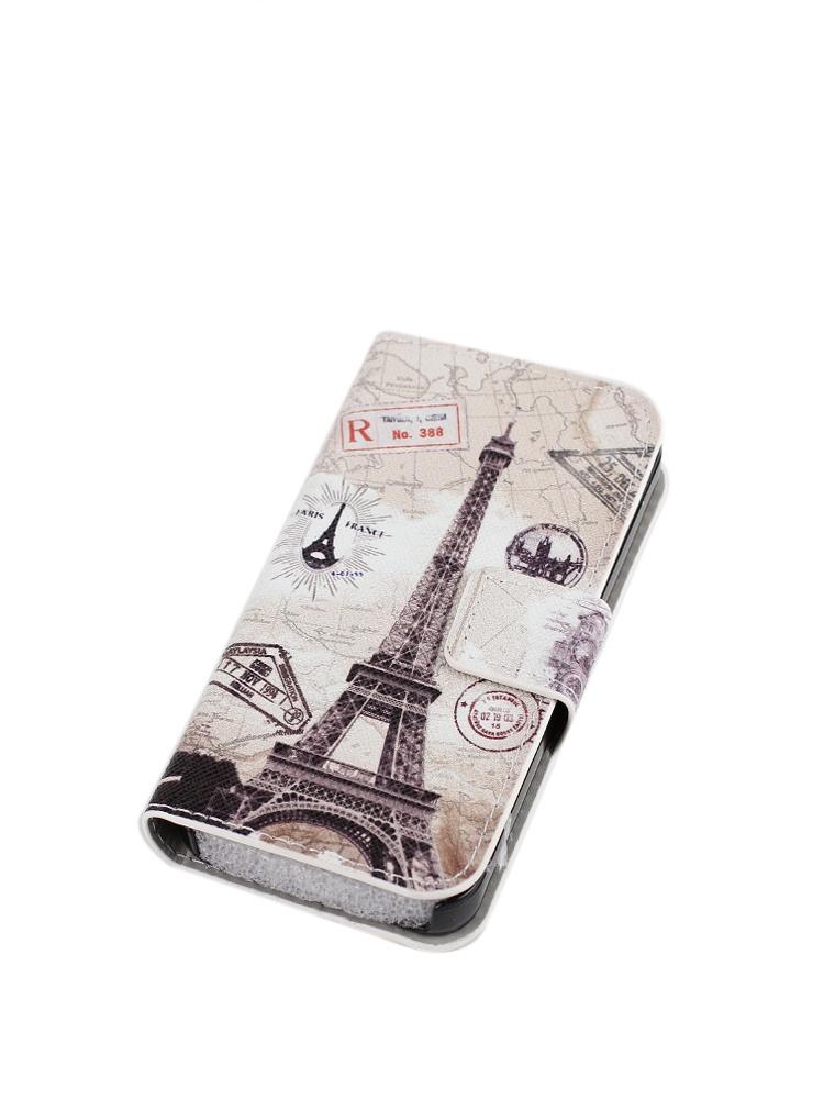 怀旧巴黎铁塔手机保护套