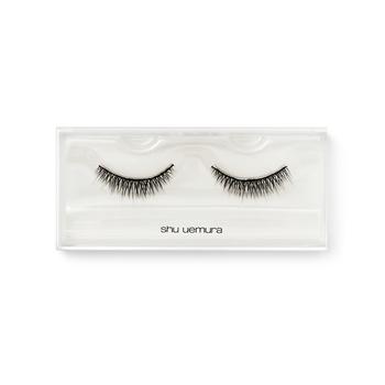 日本•植村秀 (shuuemura)标准系列假睫毛 纤长黑色