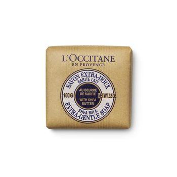 欧舒丹(L'OCCITANE)乳木果牛奶味香皂100g