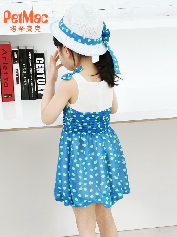 儿童连衣裙公主裙夏装