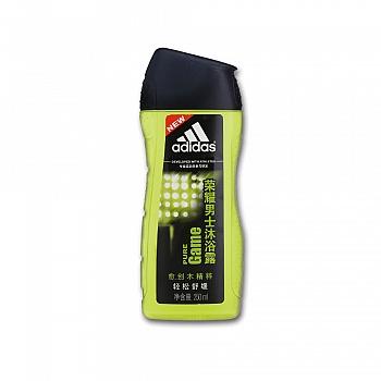 阿迪达斯 (Adidas)荣耀男士沐浴露   250ml