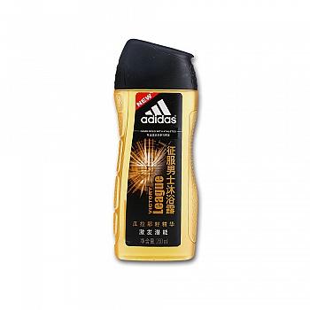 阿迪达斯 (Adidas)征服男士沐浴露   250ml