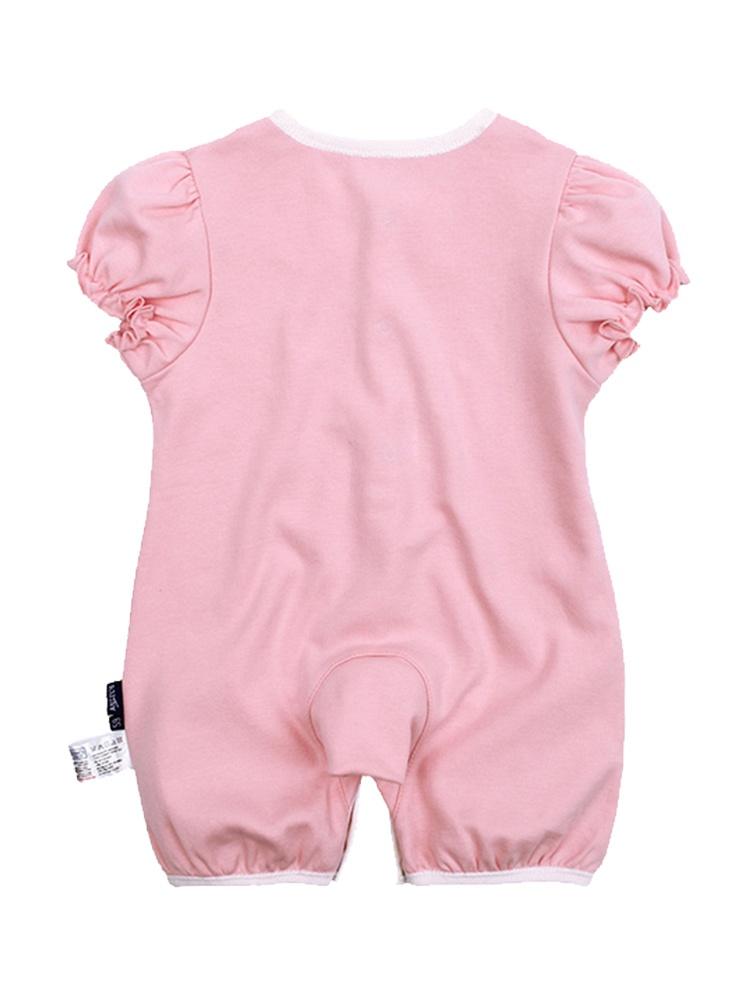 婴儿衣服装新生儿连体衣宝宝婴幼儿爬爬服