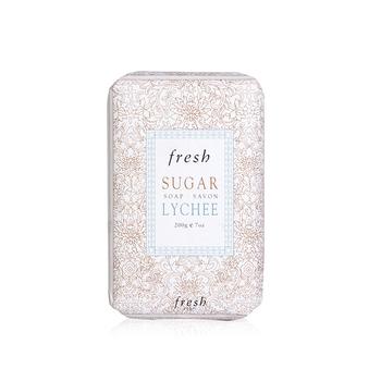 美国•馥蕾诗(Fresh)香甜荔枝香皂200G