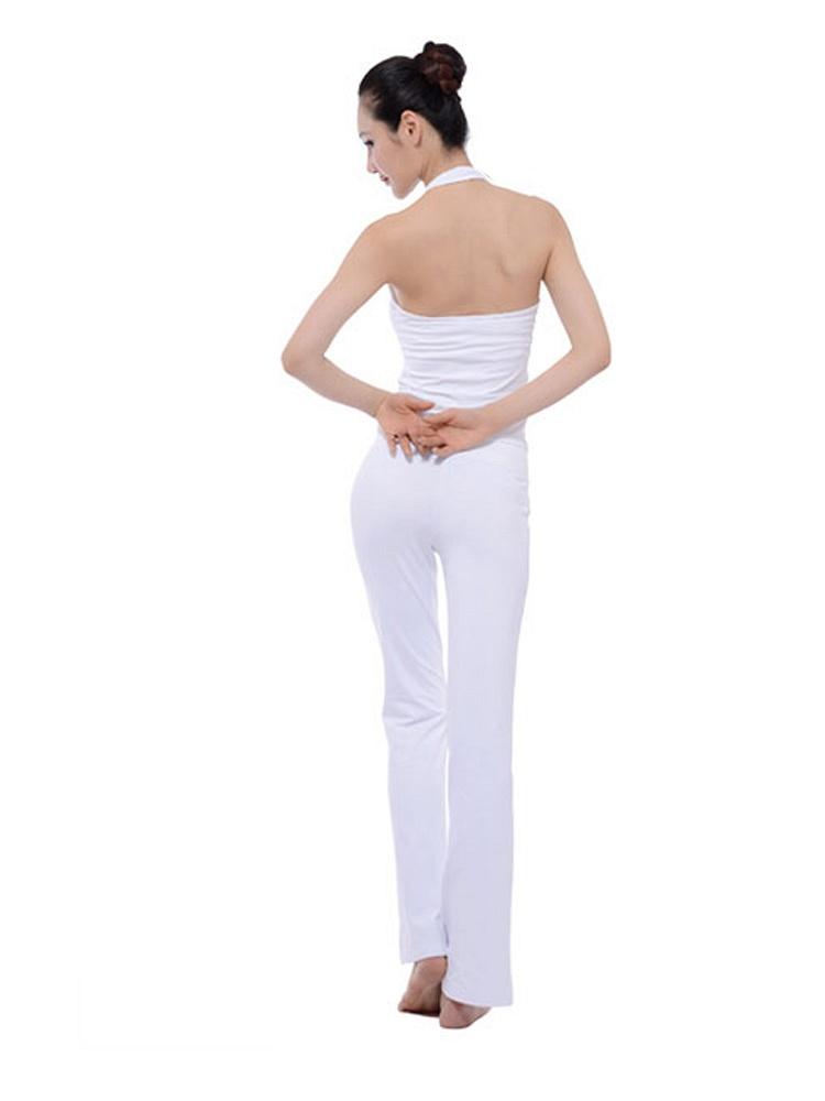 依琦莲13101+cj012挂脖瑜珈服-聚美优品-最性感写真容祖儿网易图片