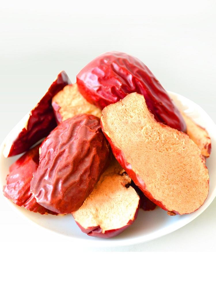 楼兰蜜语 和田红枣片180gX4 - 聚美优品 - 名品