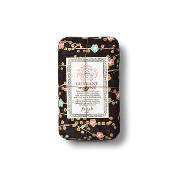 美国•馥蕾诗(Fresh)深海黑加仑方块香皂150g