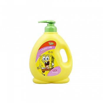 美国•海绵宝宝 (SpongeBob)牛奶滋养沐浴露 1000g