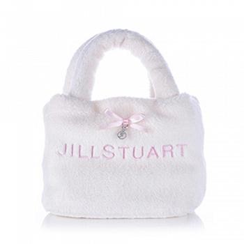 日本•吉尔 斯图亚特(JILL STUART) 纯白花语化妆包