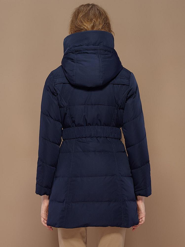 鸭鸭羽绒服质量好吗_女式长款羽绒服鸭鸭性价比质量好推荐
