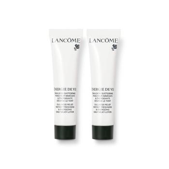 兰蔻 (Lancome)根源补养气色水凝乳液/光泽润养水凝乳液 15ml*2