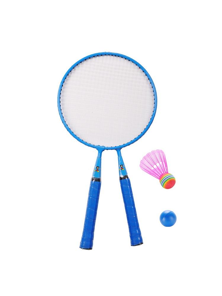 童羽毛球拍圆拍