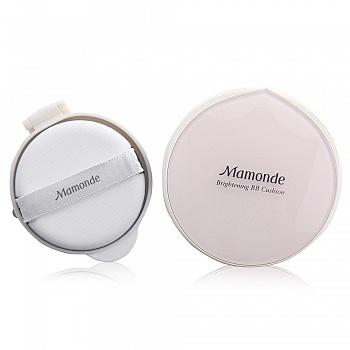 韩国•梦妆(mamonde)光采裸透气垫霜 01 15g*2