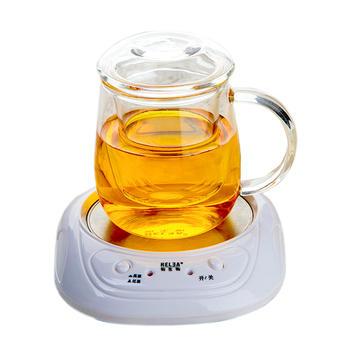 物生物蘑菇杯恒温宝喝茶套装