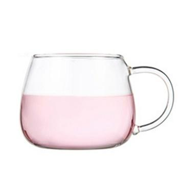 物生物小花杯耐热玻璃花茶杯