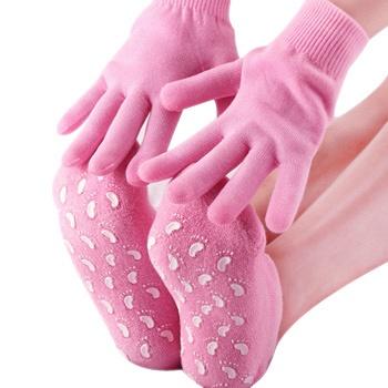 凝胶手套美容脚套保湿护手1套