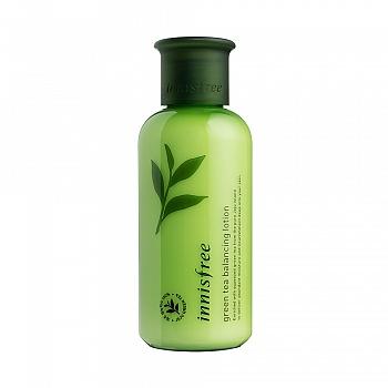 韩国•悦诗风吟(innisfree)绿茶精萃平衡柔肤露 160ml