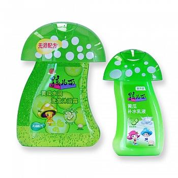 中国•孩儿面黄瓜补水洗润套装