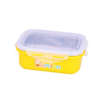 omilan 欧米兰方形密封保鲜饭盒900ML