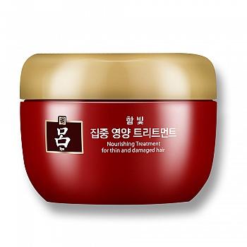韩国•吕 含光耀护损伤修护发膜 200ml(脆弱发质)