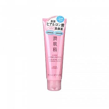 日本•高丝 KOSE 润肌精水透感保湿洗颜霜 130g