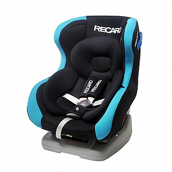 瑞凯威 儿童安全座椅空军一号0-4岁蓝黑色怎么样?