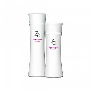 日本•Za新焕美白2件组(美白化妆水150ml+美白乳液125ml)