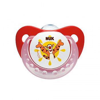 德国•NUK安睡型硅胶安抚奶嘴(6-18个月)