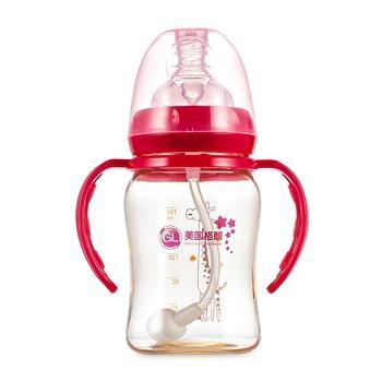 格朗宽口径PPSU奶瓶180ml N-3
