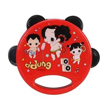 爱亲亲 铃鼓音乐儿童玩具?#33267;?#40723;