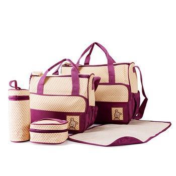 中国•兰多 美版五件套 紫色