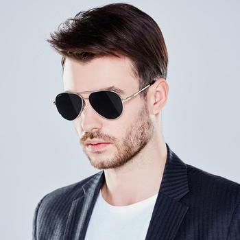 威古氏个性偏光墨镜驾驶男太阳镜