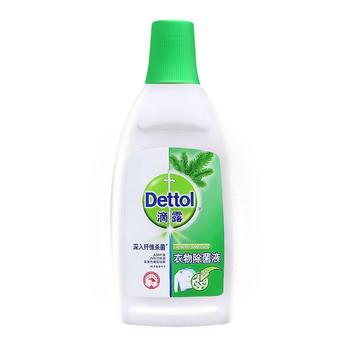 滴露 清洁呵护家庭经典松木衣物除 菌液750ml