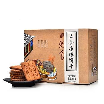 香楠五谷家庭装杂粮饼干
