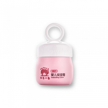 中国•红色小象婴儿保湿霜25g