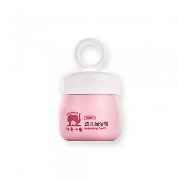 中国•红色小象幼儿保湿霜50g