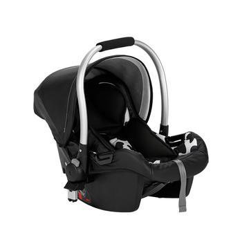 CHBABY婴儿提篮式安全座椅 460黑皮