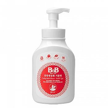 韩国?保宁(B&B)奶瓶清洁剂 (泡沫型-瓶装)